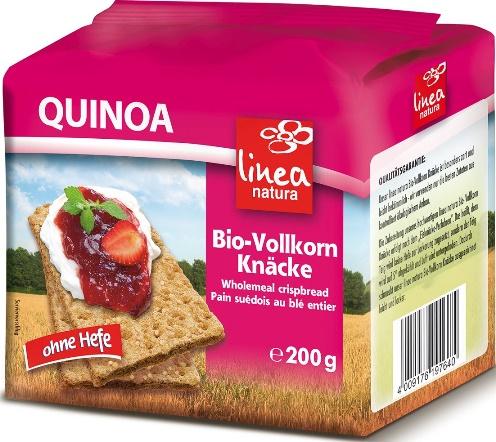 Paine crocanta cu quinoa 200 g 0
