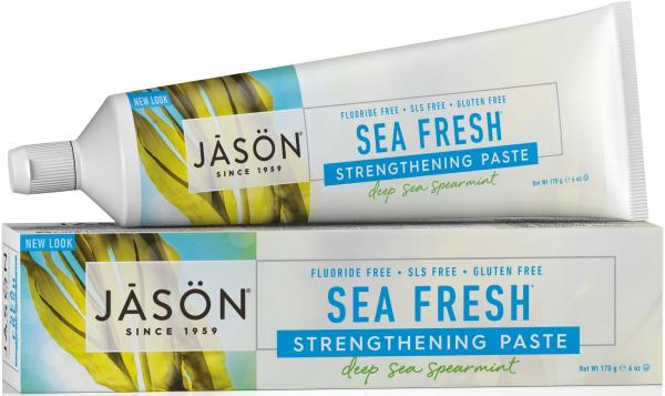 Pasta de dinti Sea Fresh,Intarirea Dintilor, Jason [0]