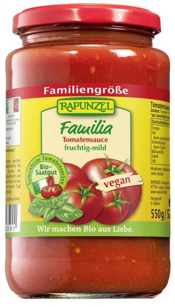 Pasta de tomate Familia VEGAN  550 g [0]