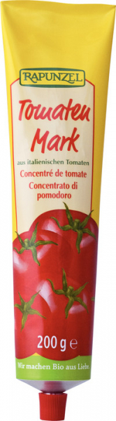 Pasta de tomate bio 22% in tub 200g [0]