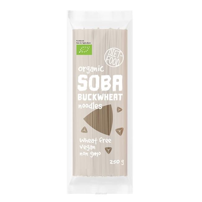 Paste Taitei Soba Bio 100% hrisca 250g 0