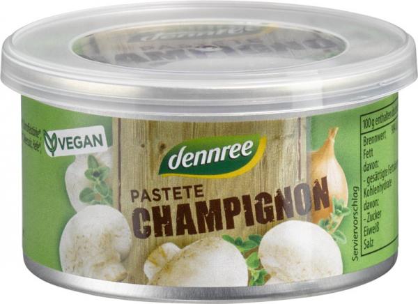 Pate cu ciuperci champignon 125 g [0]