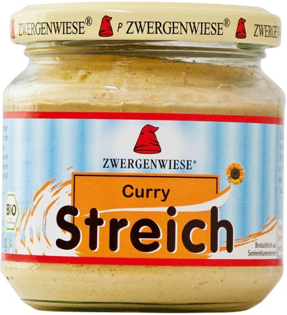 Pate vegetal cu curry FARA GLUTEN 180 g 0