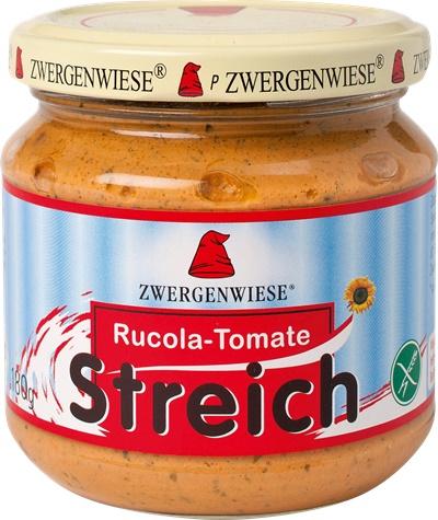 Pate vegetal cu rucola si tomate FARA GLUTEN 180g 0
