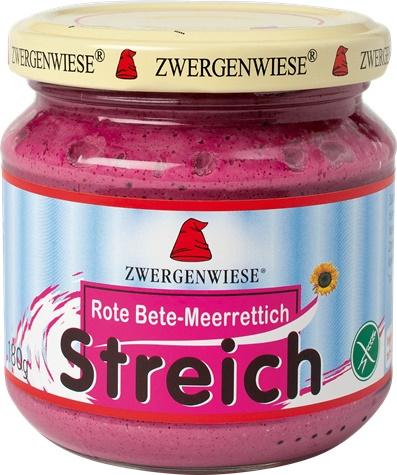 Pate vegetal cu sfecla rosie si hrean FARA GLUTEN 180g 0