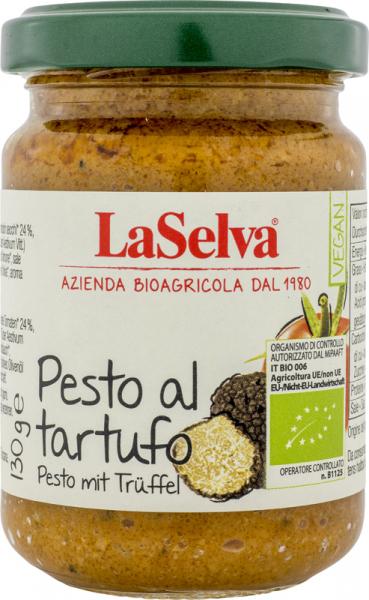 Pesto cu trufe bio 130 g 0