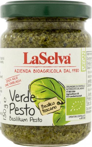 Pesto verde fara usturoi 130 g 0