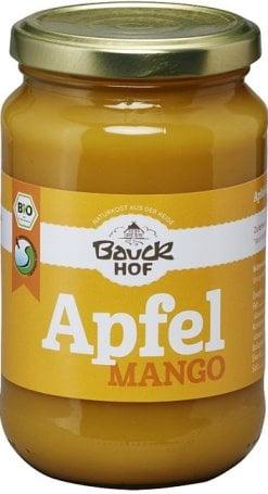 Piure de mere si mango FARA ZAHAR 360 g 0
