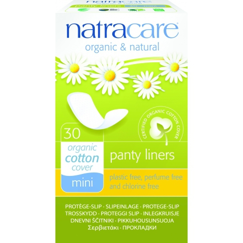 Protej slip breathable / mini, Natracare 0