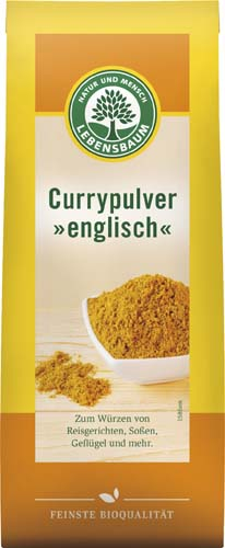 Pudra de curry Englezesc 50 g 0