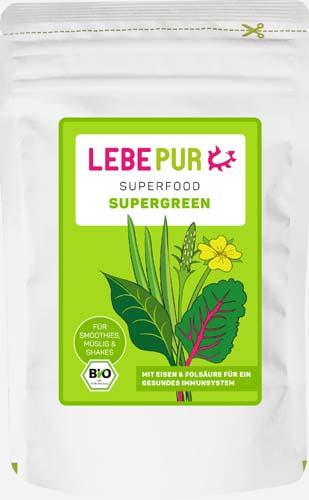 Pudra Super Green 100 g 0