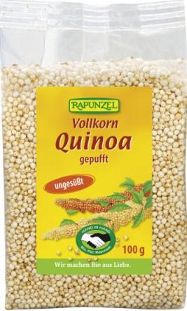 Quinoa integrala expandata 100 g 0