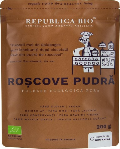 Roscove pudra 200 g 0