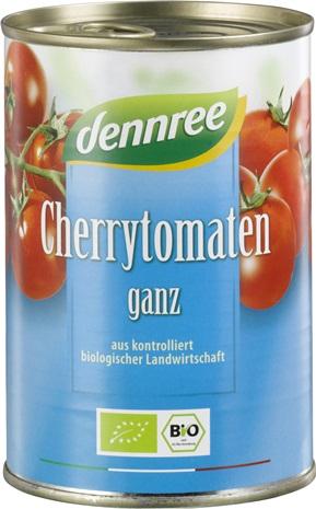 Rosii cherry intregi la doza 400 g 0