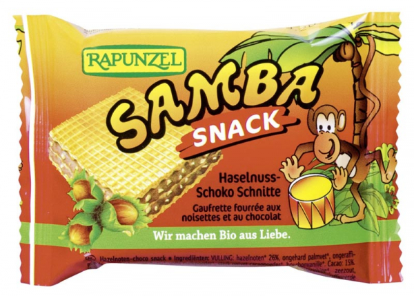 Samba Snack napolitane  25 g 0