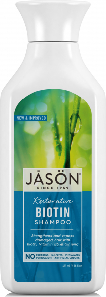 Sampon Biotin pt intarire fire despicate, 473 ml., Jason [0]