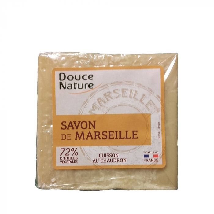 Sapun de Marsilia alb 300g [0]