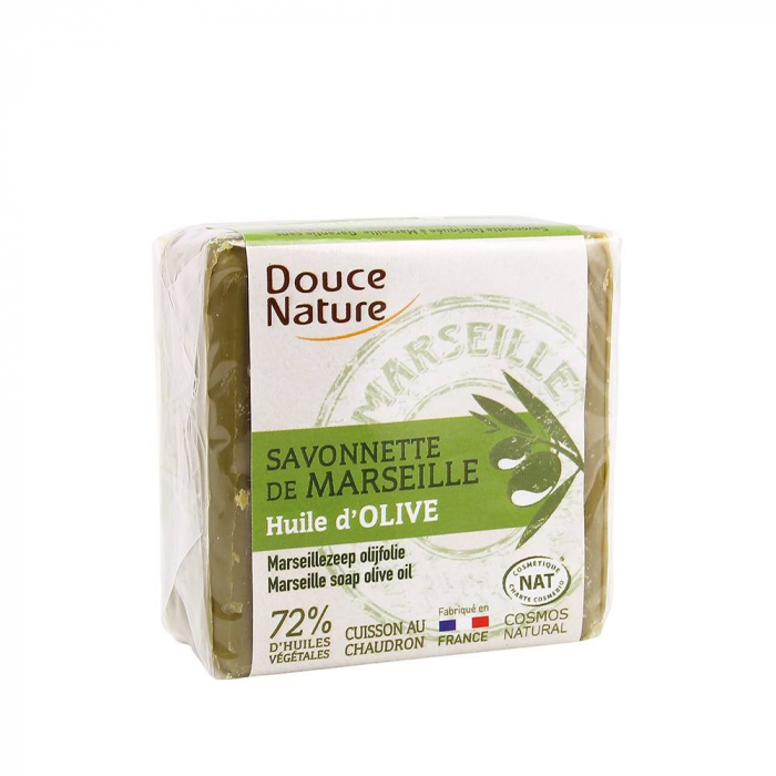 Sapun de Marsilia verde 100g [0]