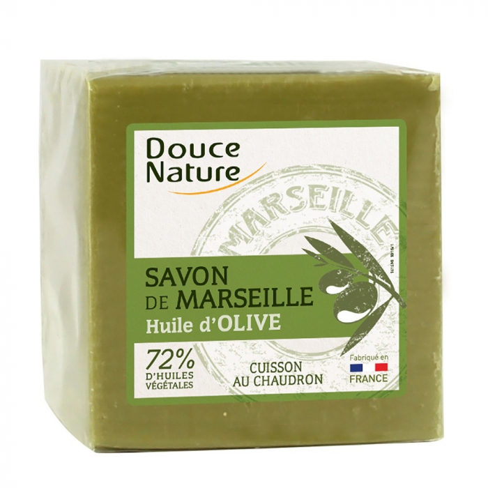Sapun de Marsilia verde 600g 0