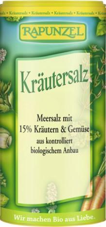 Sare de condimentat cu 15% ierburi si legume 125g 0