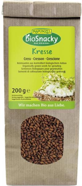 Seminte de creson ecologic pentru germinat 200g [0]