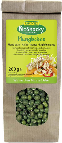 Seminte de fasole Mung pentru germinat 200 g [0]