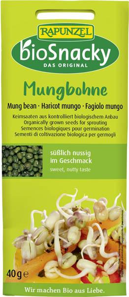 Seminte de fasole Mung pentru germinat 40 g [0]