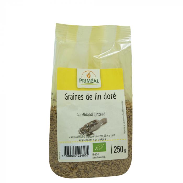 Seminte de in auriu 250g 0