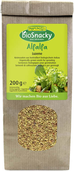 Seminte de lucerna pentru germinat 200 g [0]