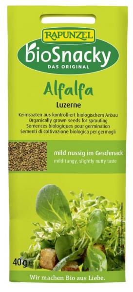 Seminte de lucerna ecologica pentru germinat 40g [0]