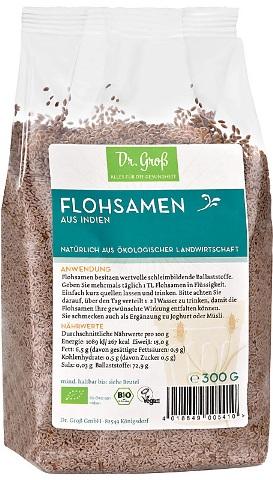 Seminte de psyllium bio 300g 0