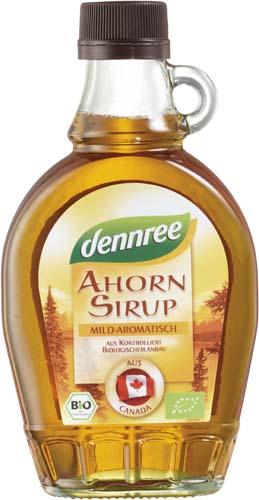 Sirop de Artar grad A gust fin 250 ml [0]