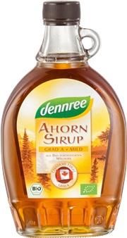 Sirop de Artar Dennree grad A gust fin 375ml 0