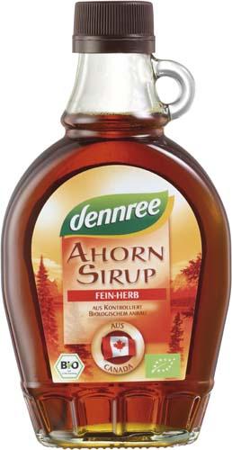 Sirop de Artar grad A gust intens 250 ml 0