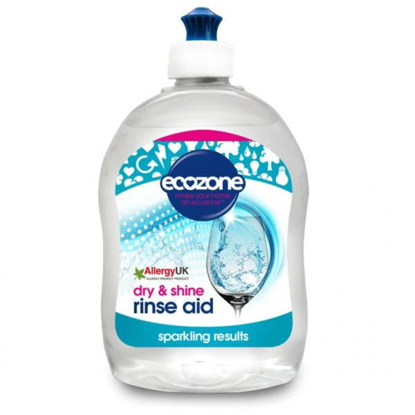 Solutie clatire pt masina de spalat vase, Ecozone, 500 ml [0]