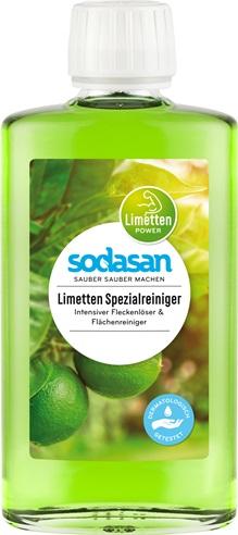 Solutie concentrata cu lime pentru curatarea petelor 250 ml [0]