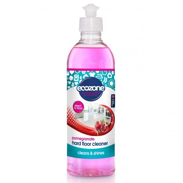 Solutie cu rodie pentru curatat podele dure, Ecozone, 500 ml [0]
