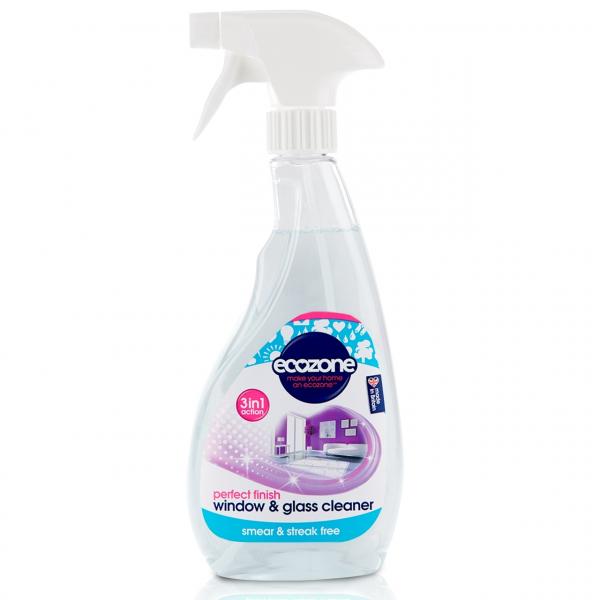 Solutie curatat geamuri si sticla, Ecozone, 500 ml [0]