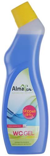Solutie gel pentru curatat toaleta cu menta 750 ml [0]