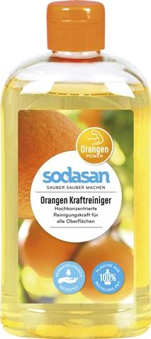 Solutie universala de curatat cu portocala 500 ml 0