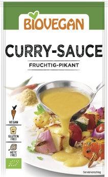 Sos Curry vegan 29g [0]
