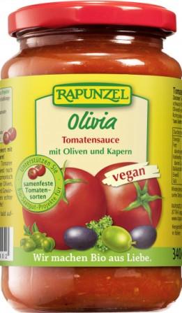 Sos de tomate Olivia bio 370g 0