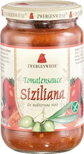 Sos bio de tomate Siziliana 340ml [0]