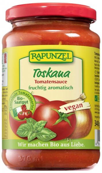 Sos de tomate Toscana VEGAN  340 g 0