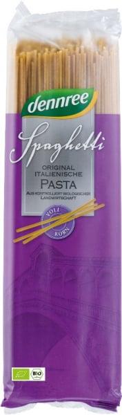 Spaghete din grau dur integral 500g 0
