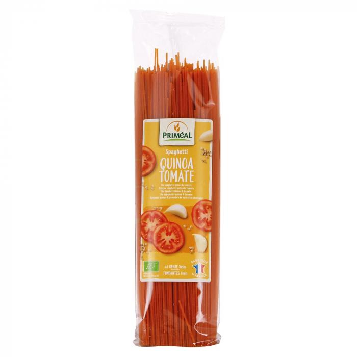 Spaghetti cu quinoa si tomate 500g 0