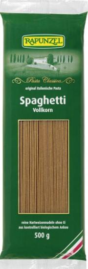 Spaghetti bio integrale 500g 0