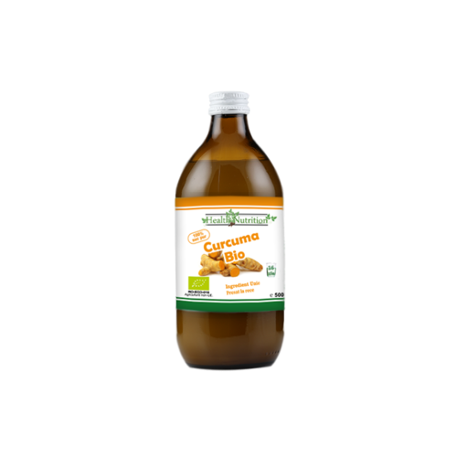 Curcuma Pur, 100%, 500ml- Bio 0