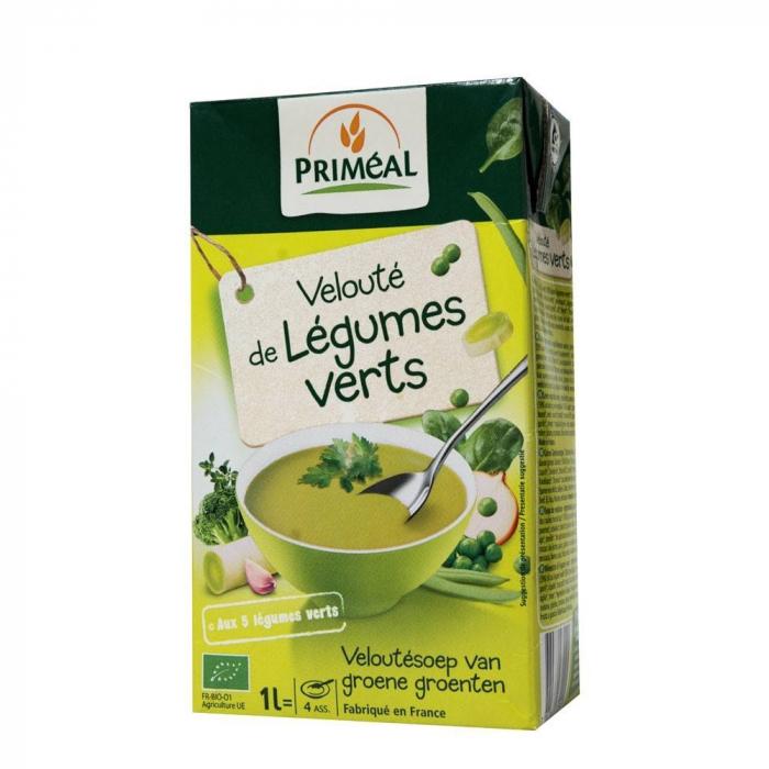 Supa crema cu legume verzi 1L 0