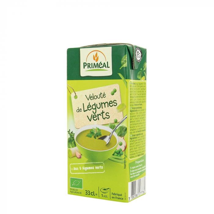 Supa crema cu legume verzi 330ml [0]